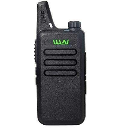 Рация WLN KD-C1. Компактная! Дальность до 3,5 км. Радиостанция
