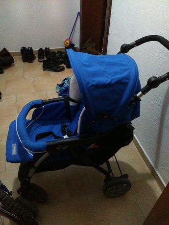 Бебешка количка като нова