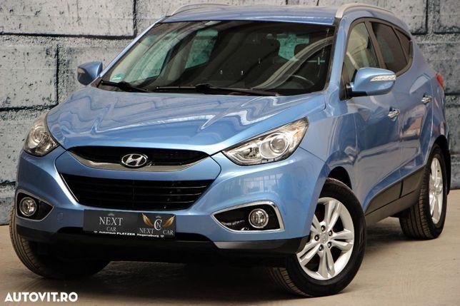 Hyundai ix35 GARANTIE*4x4*Piele*Navigatie*Camera*Incalzire Fata+Spate*Keyless*Xenon