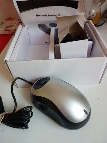 Электронная мышь увеличитель для слабовидящих