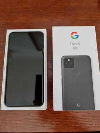 Google Pixel 5 neverlocked 128gb ca nou