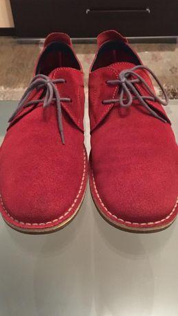 Pantofi piele