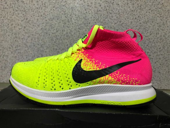 ОРИГИНАЛНИ *** Nike Zoom Pegasus All Out Flyknit OC / Multicolors