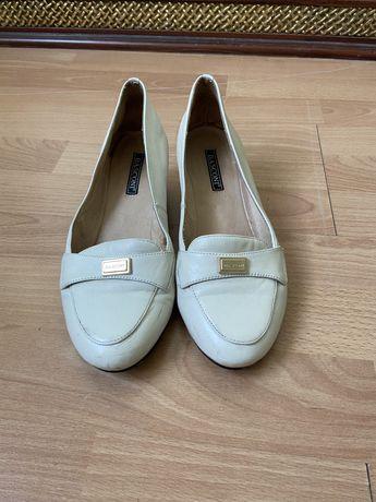 Кожаная обувь от баскони