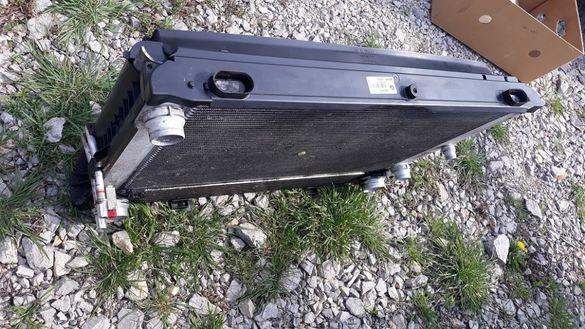Радиатор - климатичен - интеркулер от BMW E60 61 БМВ