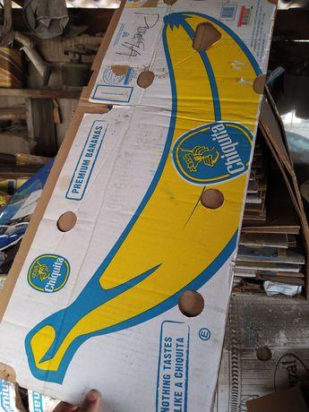 Банановые коробки