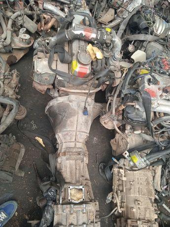 Контрактный ДВС Двигатель на Ниссан Тэррано ТД 27 2.7
