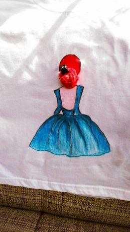 Tricou interactiv pentru doamne si domnisoare