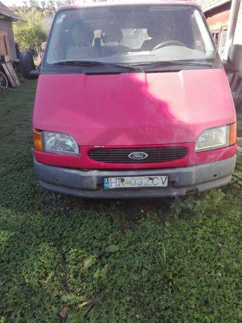 Vand/Dezm Ford Tranzit, an2000, TD,2496cc, funcțional, radiat fiscal.