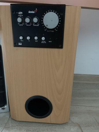 Sistem audio Genius