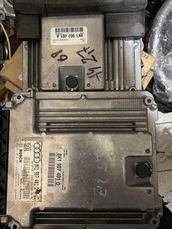 Компютър мотор ECU AUDI A4 A6 A5 Q7 Q5 за 2.7tdi sled 2009г 8k1907401