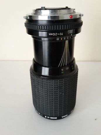 Фото Обектив 52 SIGMA Zoom-k II 1:4.5 70-210mm