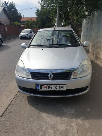 Renault symbol 1.2 GPL