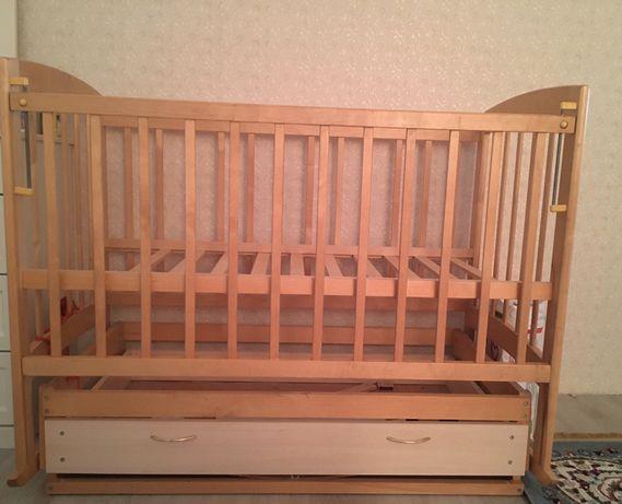 Детский кровать-люлька