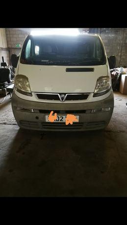 Опел виваро Opel Vivaro 1.9 НА ЧАСТИ