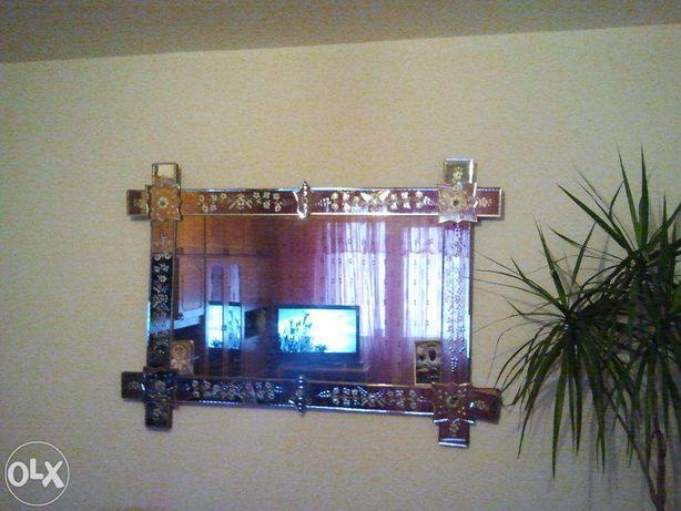 vand oglinda cristal venetia