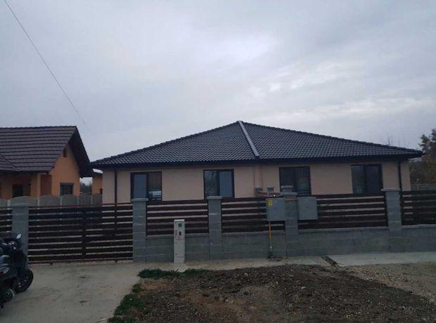 casa moderna pe parter tip duplex