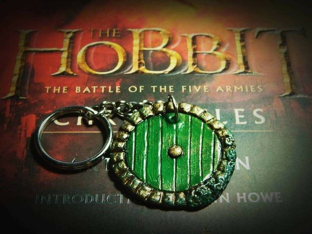 Breloc The Hobbit/Lord of the rings