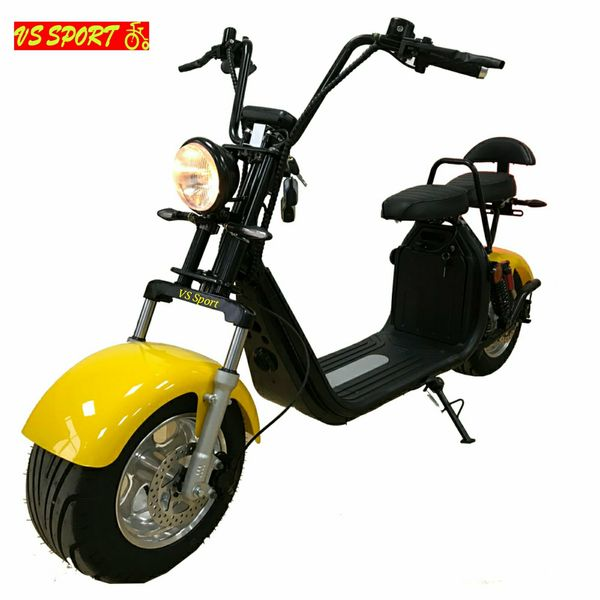 Citycoco скутер • VS 700 • Харли скутер гр. Бургас - image 1