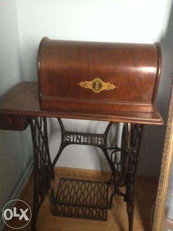 Masina de cusut Singer din 1912
