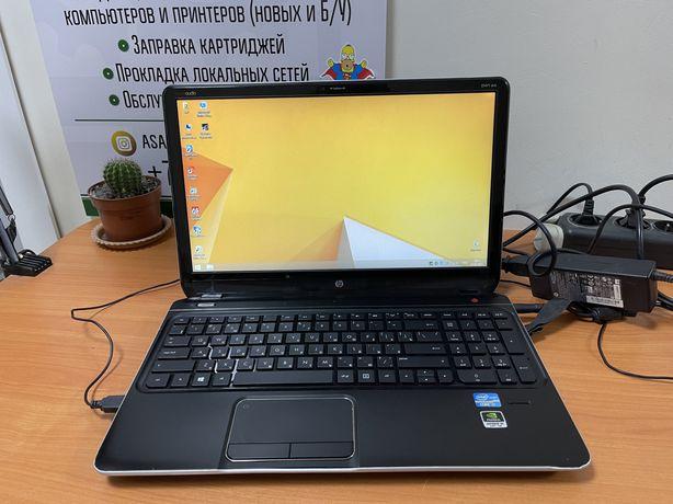 Ноутбук HP core i7 3630qm_2.4ghz,8gb озу,750gb hdd,Geforce GT630 2gb