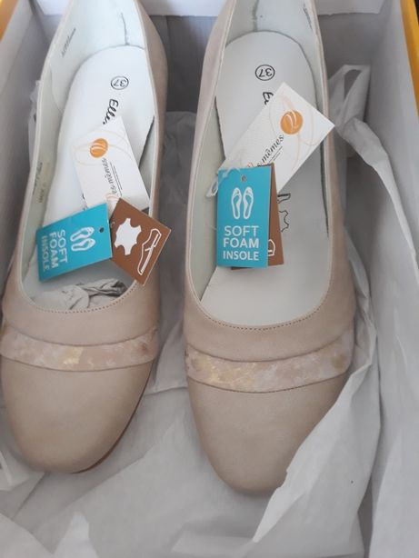 Pantofi piele dama noi