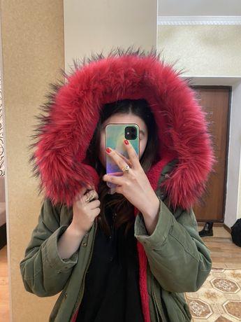 Продас куртку зимнию