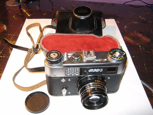 фотоаппарат пленочный советский