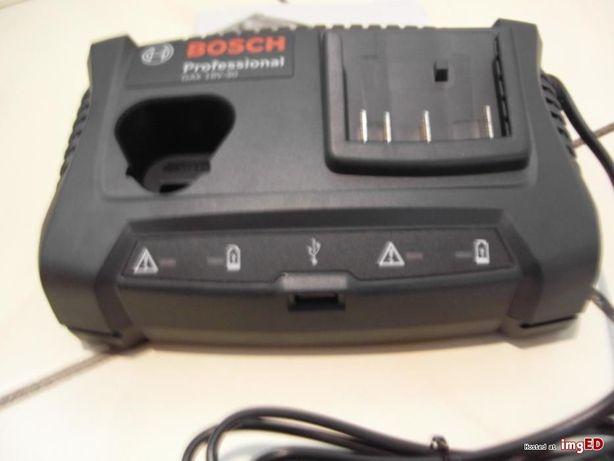 Incarcator dual Boach GAX 18V-30