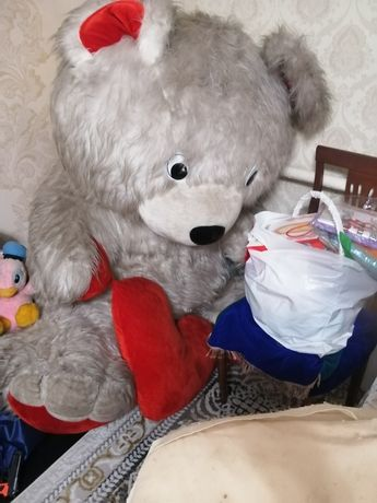Продам огромного медведя