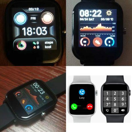 2 в 1 фитнес трекер с приемом и вызовом звонкоВерсия Bluetooth: Dв IWO