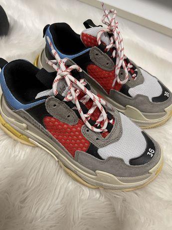 Продам кроссы обувь под balenciaga