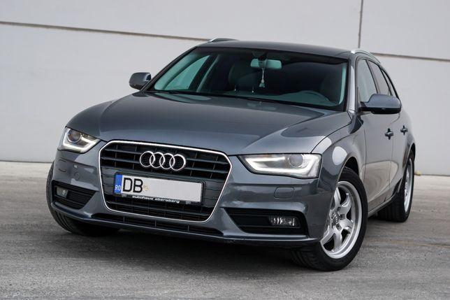 Audi A4 B8.5 Facelift