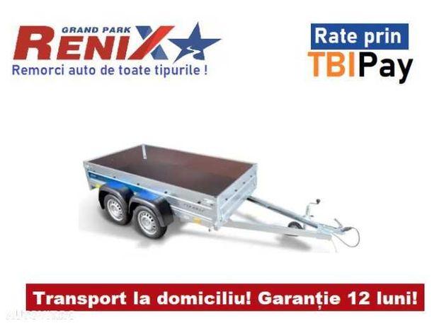 Vand remorca 2 axe Faro Solidus 263/125/35/750kg