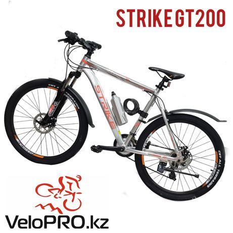 "Велосипед Strike GT180 GT200 GT300 GT700. Рама 14-21"". Рассрочка."