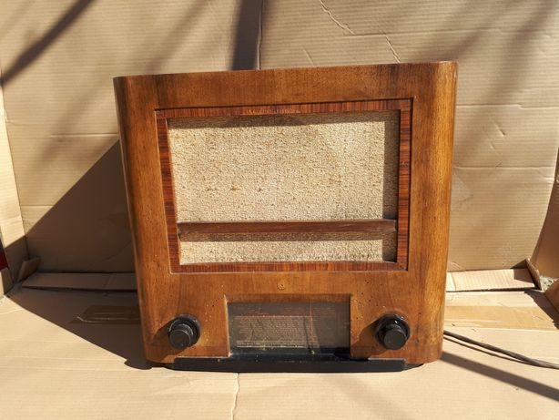 Radio pe lampi PHILIPS anii 50