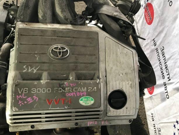 Двигатель на Toyota 1MZ-FE 4WD из Японии