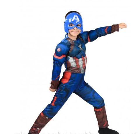 Свръх Качествен костюм на Капитан Америка