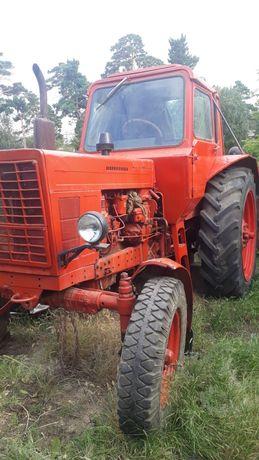 Продам Трактор МТЗ-80 ИЛИ поменяю на легковой автомобиль.