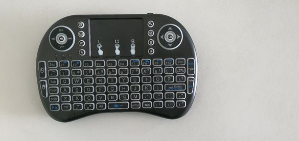QWERTY Keyboard Mouse Touchpad Remote Game Controller Air Mouse Keyboa