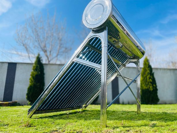 Panou Nepresurizat SOLAR INOX 200L 260L Apa Calda Panouri Solare Noi