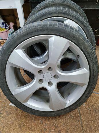 Джанти с гуми 20 цола