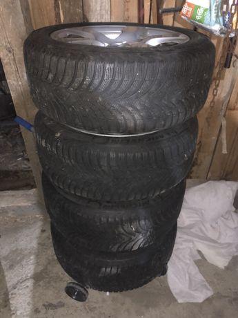 Vand genti bmw X3, Michelin 225 / 50 / R17
