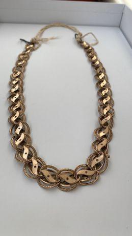 Византийска огърлица antique Byzantine golden plate necklace