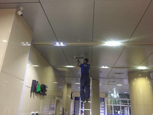 Хороший электрик Профессионал вызов и выезд на дом Алматы Недорого цен