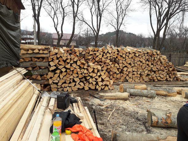 Vând lemn de foc,cherestea,deșeuri de brad,rumeguș, pret mic