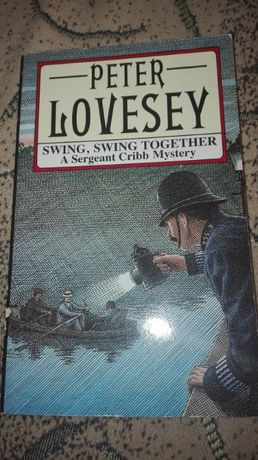 """vand cartea """"swing swing together"""" - Peter Lovesey"""