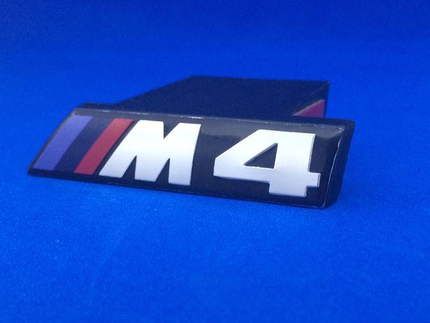 Emblema BMW M4 Grila