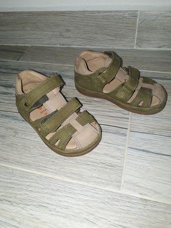 Sandale copii din piele