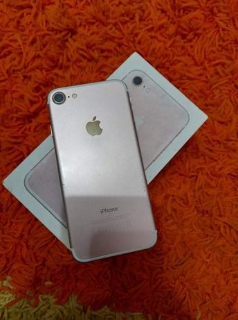 Vand iPhone 7 rose gold